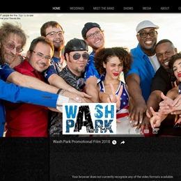 Wash Park Band photo
