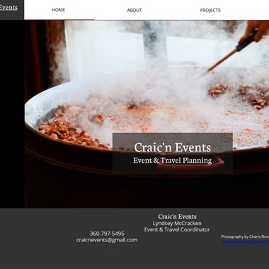 Craic'n Events wedding vendor preview