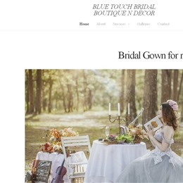Blue Touch Boutique & Bridal Decor photo
