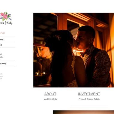 Simon and Sally Photography wedding vendor preview