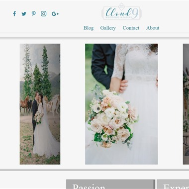 Cloud 9 Weddings and Papers wedding vendor preview