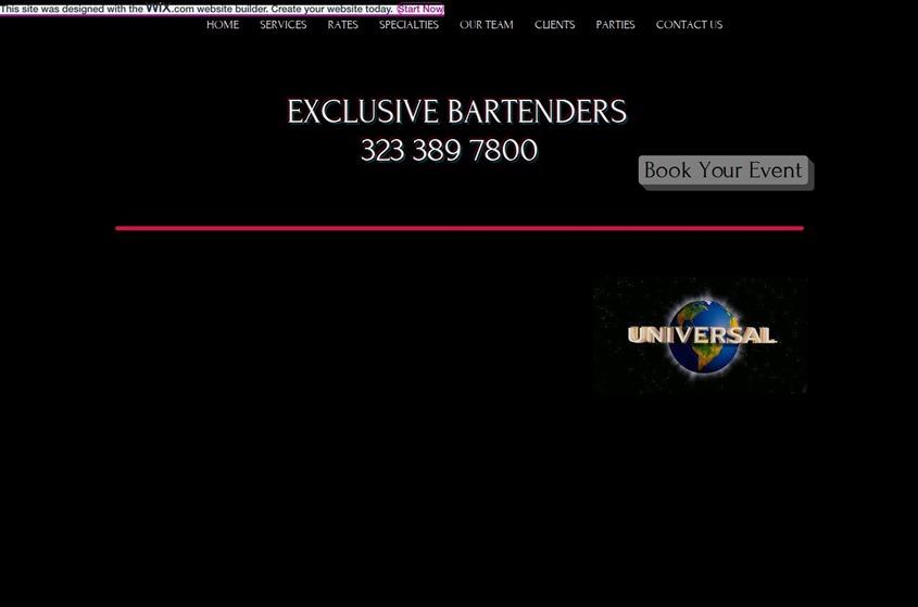 Exclusive Bartenders  wedding vendor photo