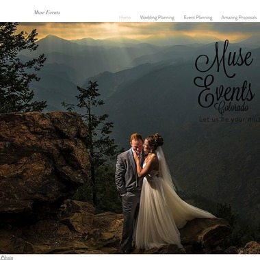 Muse Events wedding vendor preview