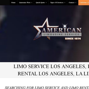 American Limousine wedding vendor preview