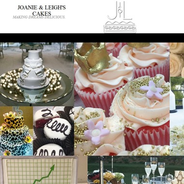 Joanie & Leigh's Cakes wedding vendor preview