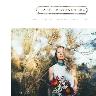 Lale Floral Designs wedding vendor preview