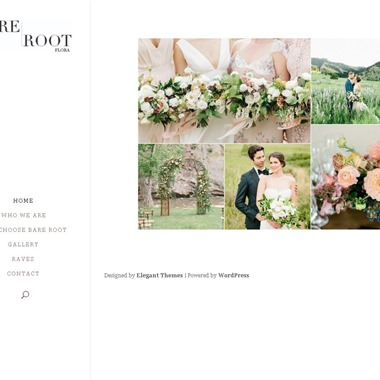 Bare Root Flora wedding vendor preview
