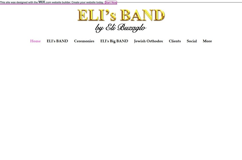 Eli's Band wedding vendor photo