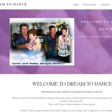 Dream to Dance wedding vendor preview