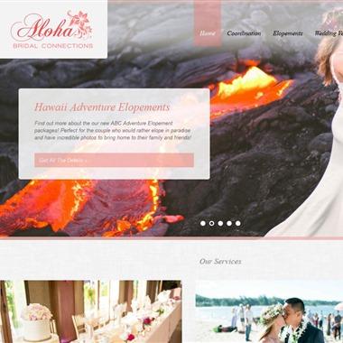 Aloha Bridal Connections wedding vendor preview