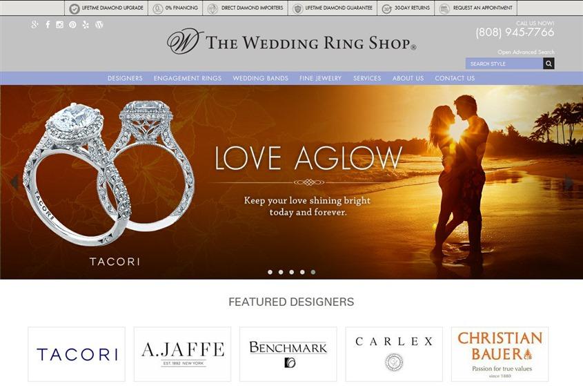 The Wedding Ring Shop wedding vendor photo