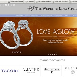 The Wedding Ring Shop photo