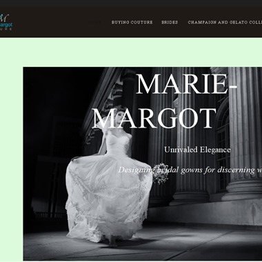 Marie-Margot Bridal Couture wedding vendor preview