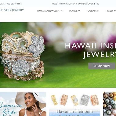 Maui Divers Jewelry wedding vendor preview