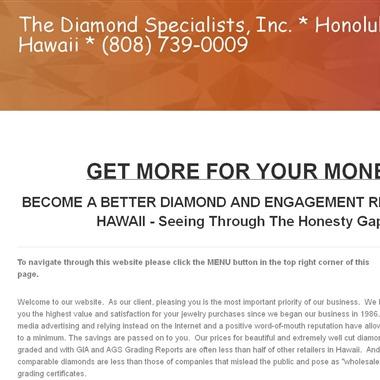 The Diamond Specialists wedding vendor preview