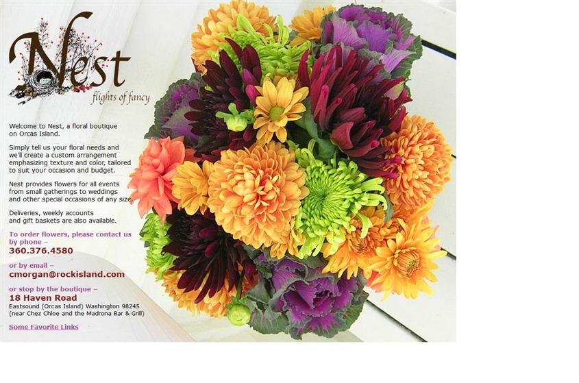 Nest Floral Boutique wedding vendor photo