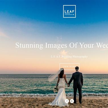 Leaf Wedding Photography wedding vendor preview