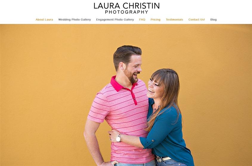 Laura Christin Photography wedding vendor photo