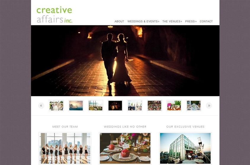 Creative Affairs Inc wedding vendor photo