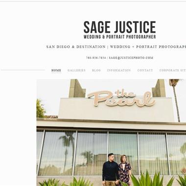 Sage Justice Photography wedding vendor preview
