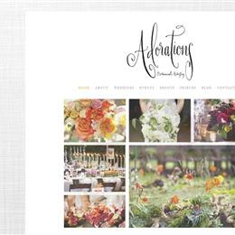 Adorations Botanical Artistry photo