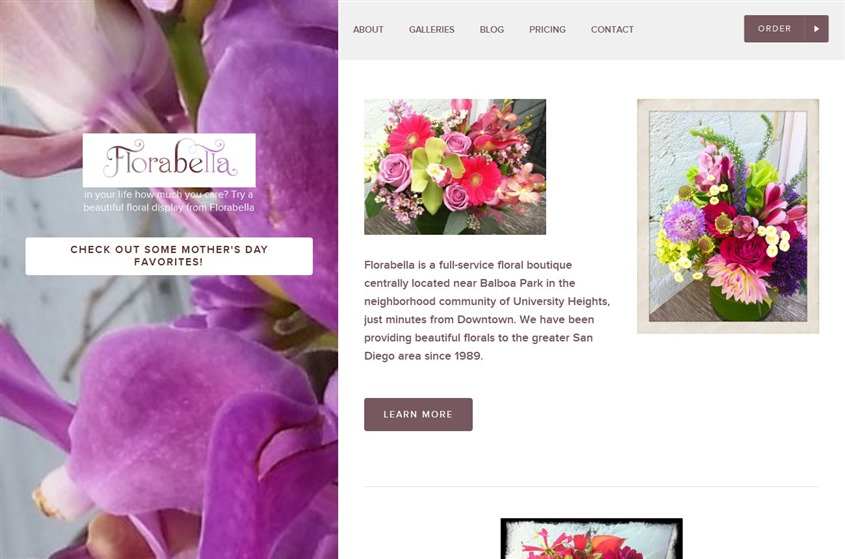 Florabella wedding vendor photo