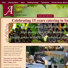 Affordable Affairs Catering photo