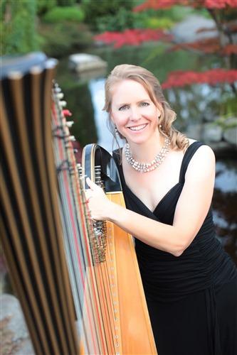 The Solo Harp of Susan W. Haas wedding vendor photo