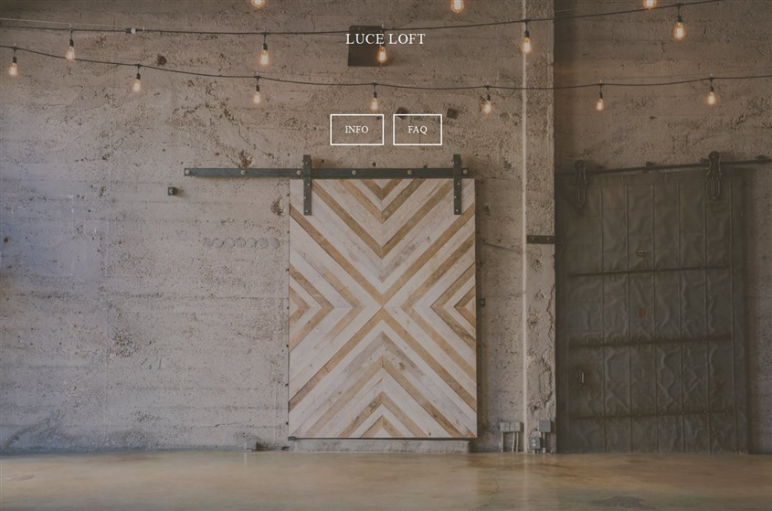 Luce Loft wedding vendor photo