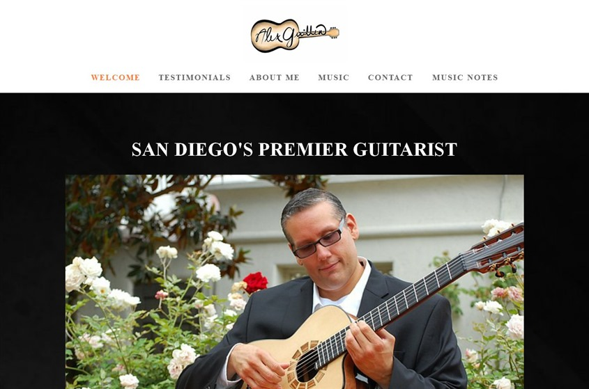 Alex Guillen Music wedding vendor photo