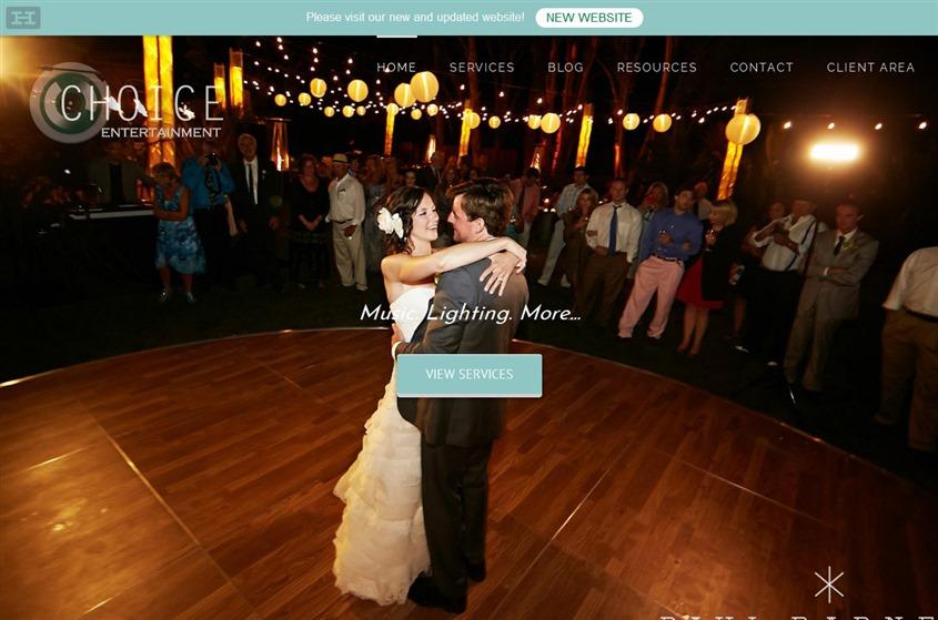 Choice Entertainment wedding vendor photo