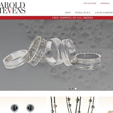 Harold Steven's Jewelry wedding vendor preview