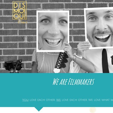 Dis Moi Oui Films wedding vendor preview