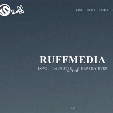 RUFFMEDIA wedding vendor preview
