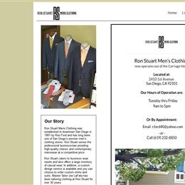 Ron Stuart Men's Clothing photo