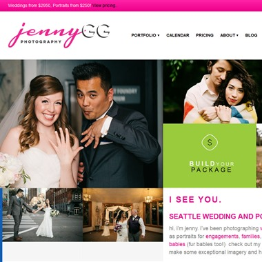 Jenny GG Photography wedding vendor preview