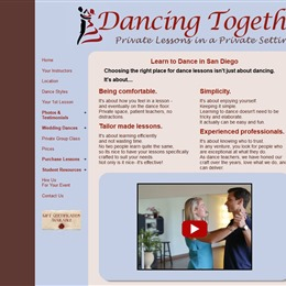 Dancing Together photo