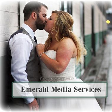 Emerald Media Services wedding vendor preview