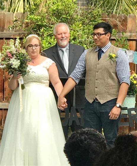 Rev. Jeffery Huss - Wedding Officiant  wedding vendor photo