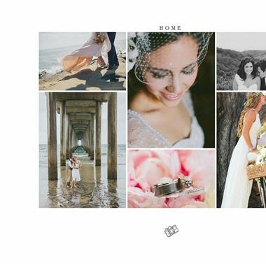 XOXO Wedding Studio wedding vendor preview