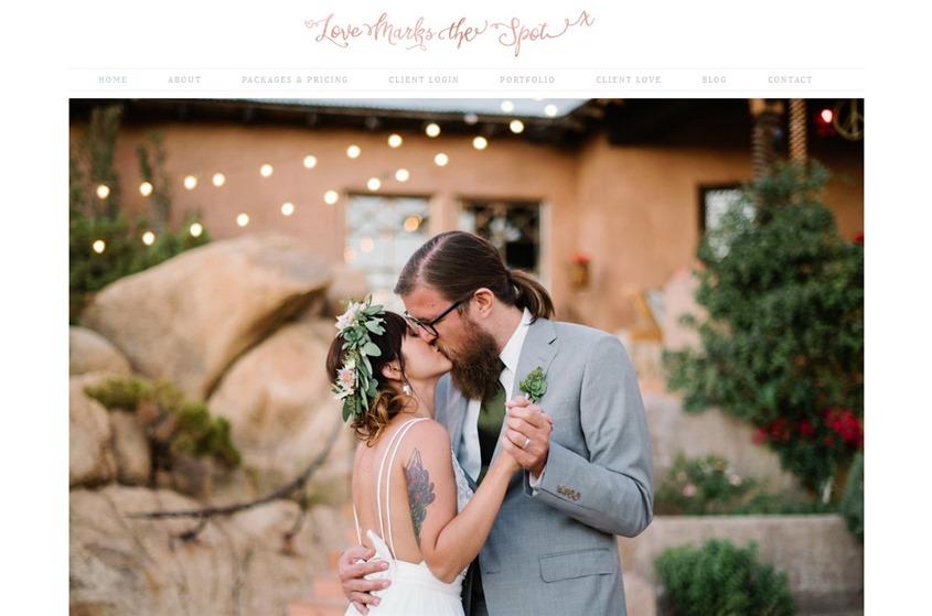 Love Marks The Spot wedding vendor photo