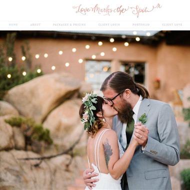 Love Marks The Spot wedding vendor preview