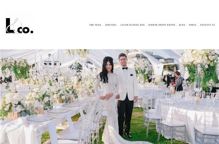 Lavish Weddings wedding vendor photo