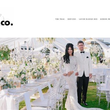 Lavish Weddings wedding vendor preview