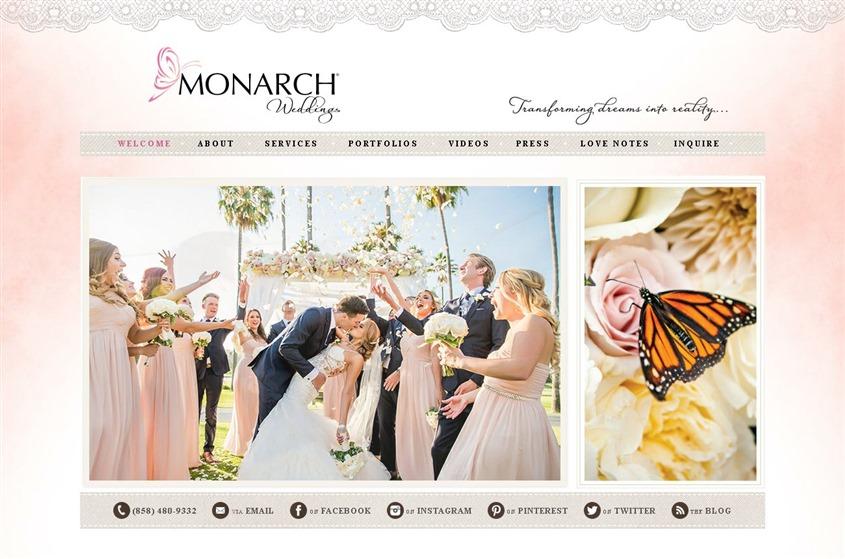 Monarch Weddings wedding vendor photo