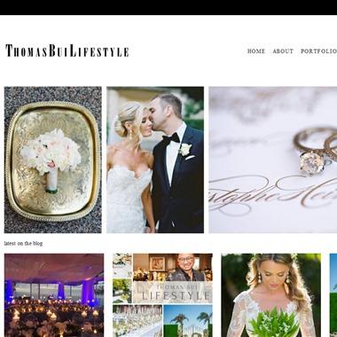 Thomas Bui Lifestyle wedding vendor preview
