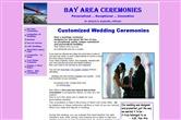 Bay Area Ceremonies thumbnail