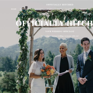 Officially Hitched wedding vendor preview