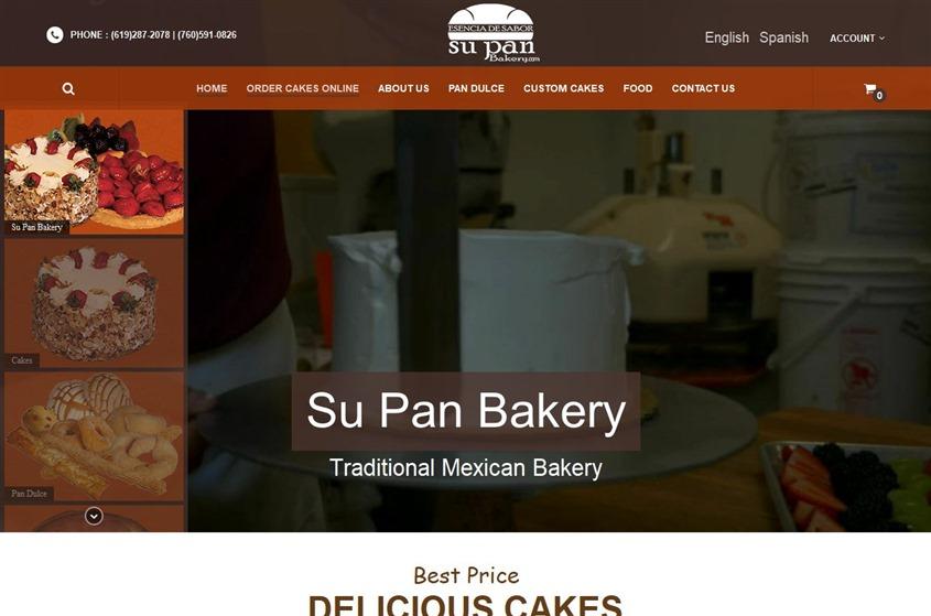 Su Pan Bakery wedding vendor photo