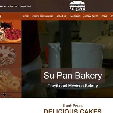 Su Pan Bakery wedding vendor preview